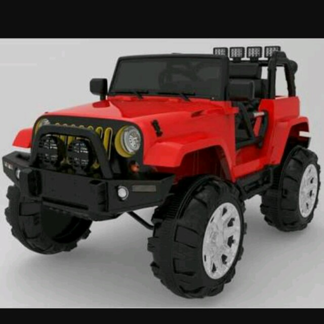 Rush!!! SALE!!! Jeep Remote toy car(ask me for the actual picture if u want)