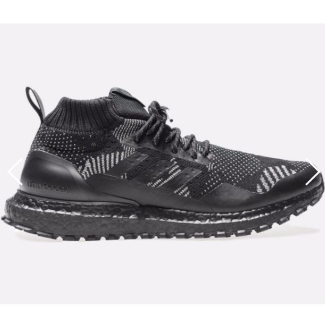 9e7b2dfcf2c5e ... switzerland kith x nonnative x adidas consortium ultraboost mid atr mens  fashion footwear on carousell 363ab