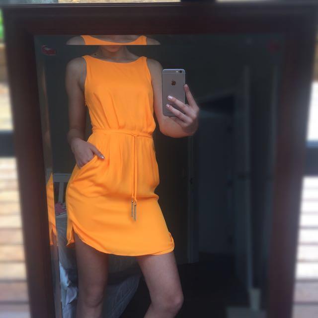 Kookai Fluro Dress
