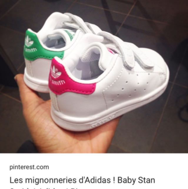 LOOKING FOR STAN SMITH SHOES FOR MY 1 yr old baby girl 😊