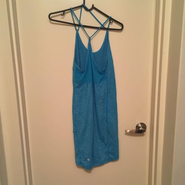 Lululemon Size 4 Beach Dress (aus 8)