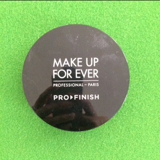 Make Up Forever Pro Finish Powder Foundation