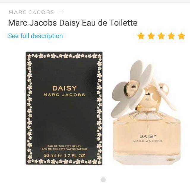 Marc Jacobs Daisy NEW 100ml