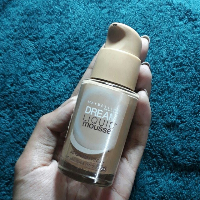 Maybelline Dream Liquid Mousse