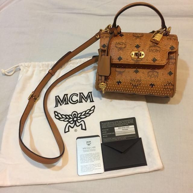 MCM 小包包 90% 新產品
