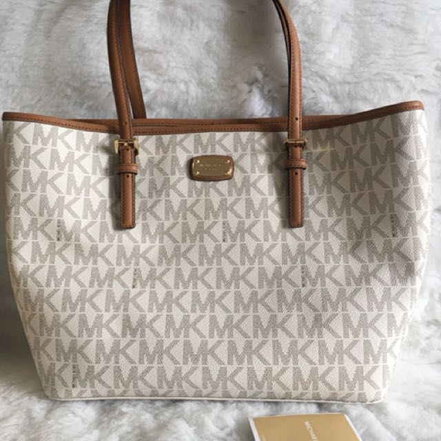 2519aa7a7c08 MICHAEL KORS jet set tote 💯Authentic from new jersey 🇺🇸, Women's ...