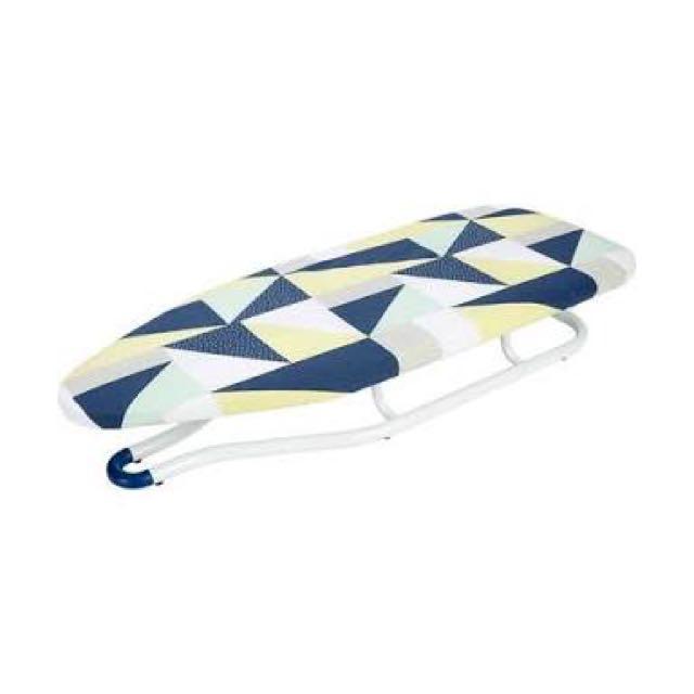Mini ironing board