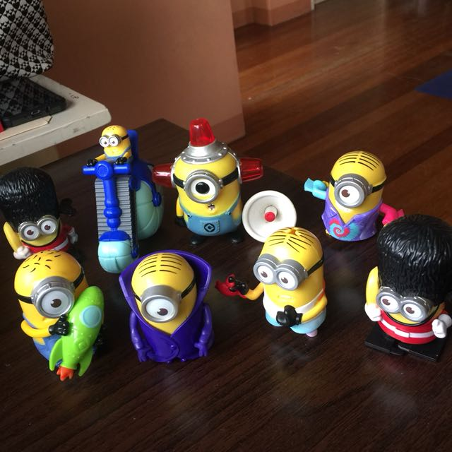 Minions Collectibles