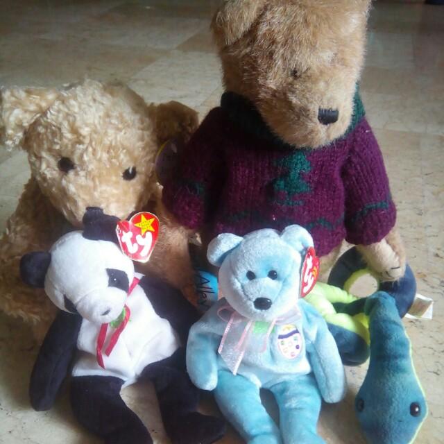 Minnie stuffed toys