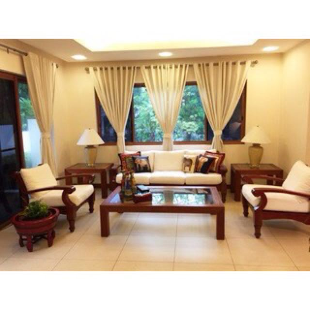 Modern Furnished Ayala Alabang House And Lot For Rent Lease
