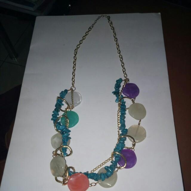 Modern nacklace
