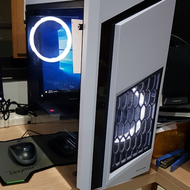 Fabulous Monthly Instalment Only Amd Custom Gaming Pc Gtx 1060 Download Free Architecture Designs Ferenbritishbridgeorg