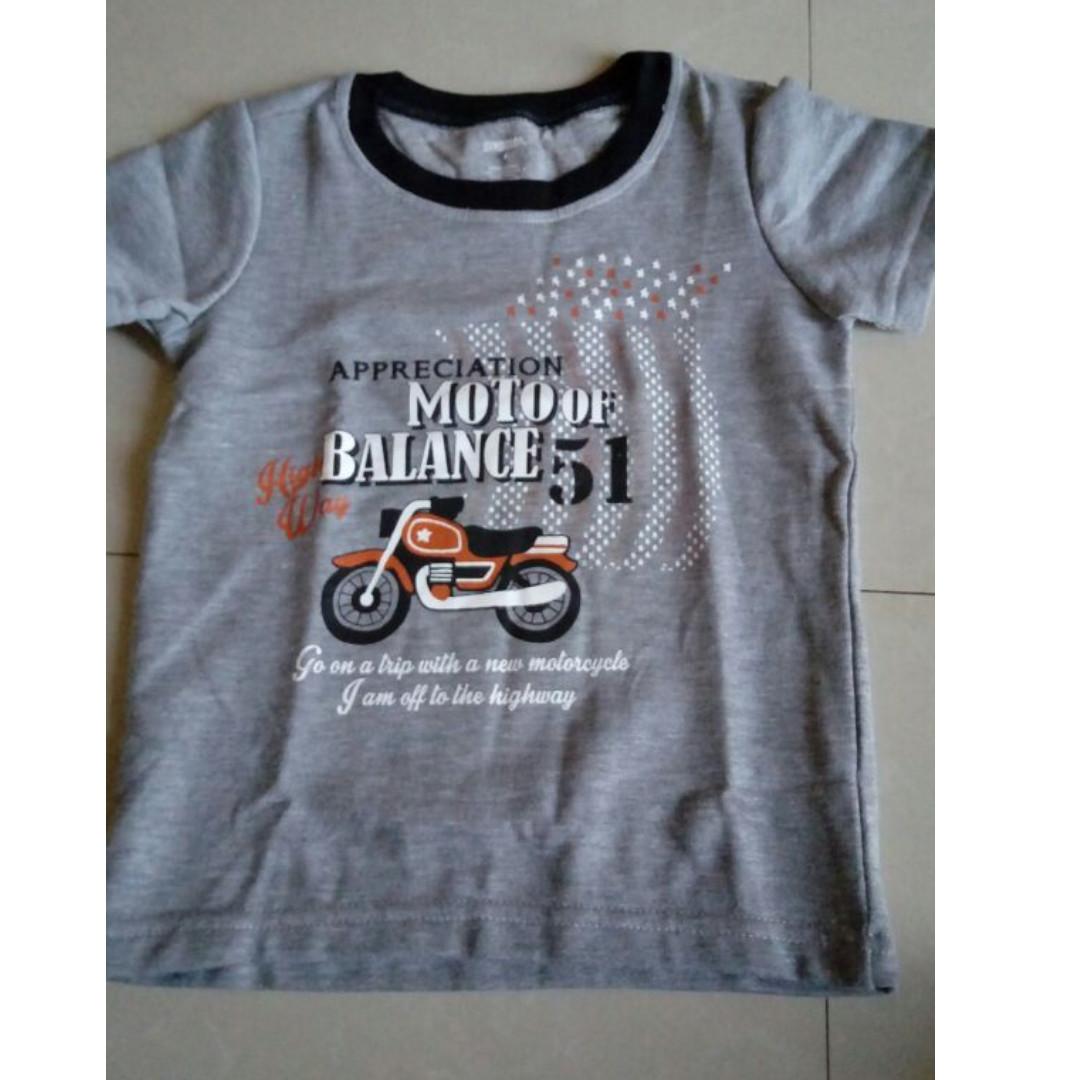 New Baju anak merk Gymboree umur 5 tahun