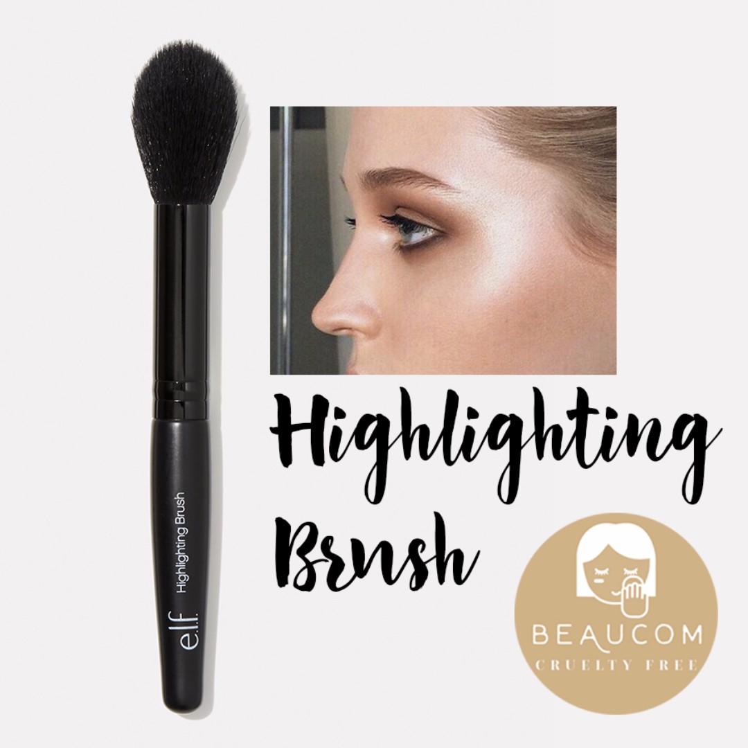 New Instock Elf Highlighting Brush Highlighter Health Beauty