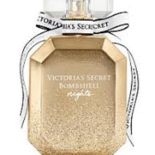 "New Victoria Secret ""Bombshell Nights"""