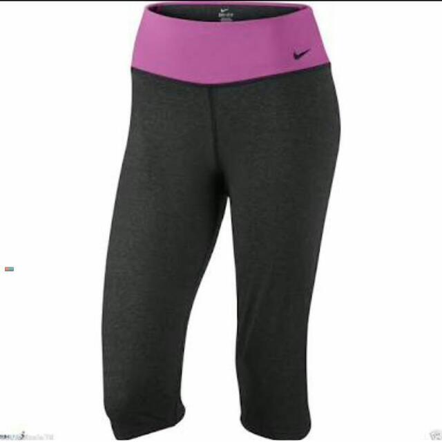 Nike DRI Fit Capri