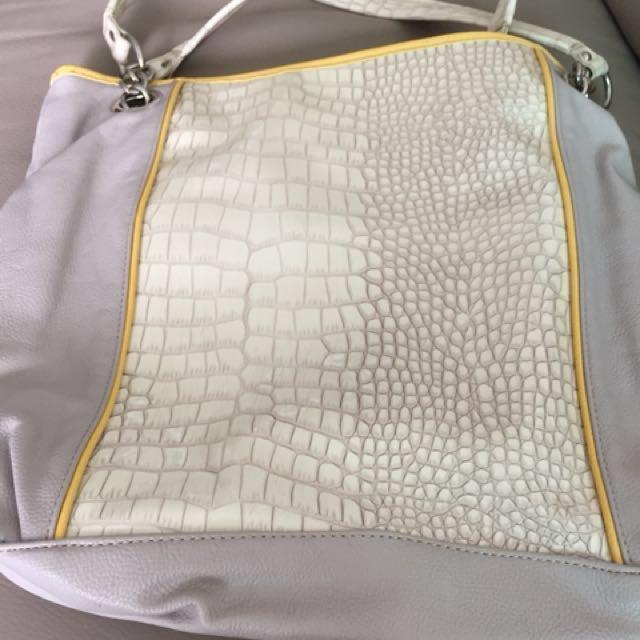 Nine West big shoulder bag (New n Authentic)