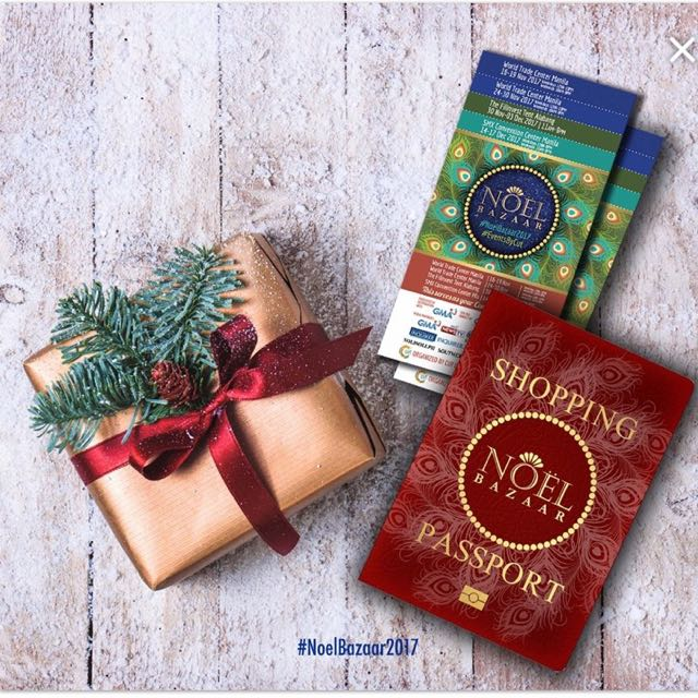 Noel Bazaar tickets Good For 5 Pax