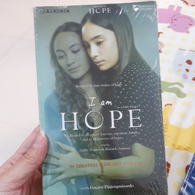 Novel I Am Hope