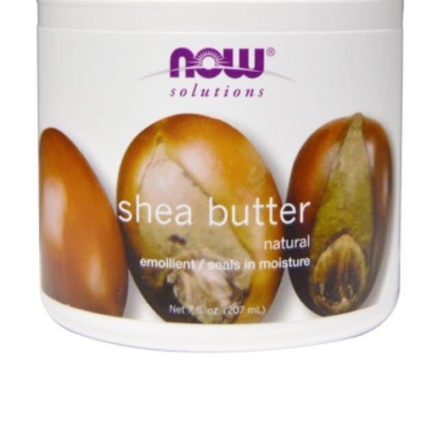 Now Shea Butter