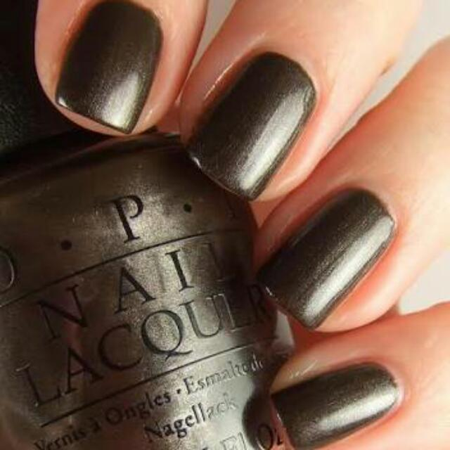 O.P.I Nail Lacquer (Warm Me Up)