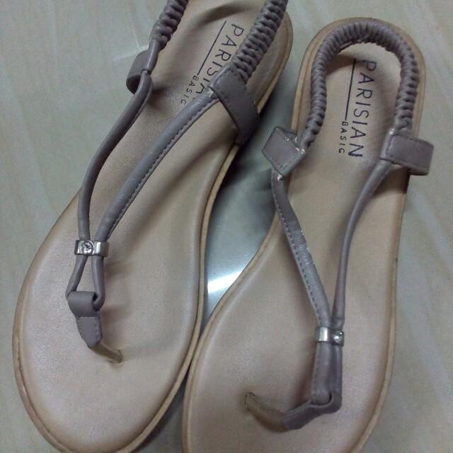 Parisian Ankle-Strap Sandals