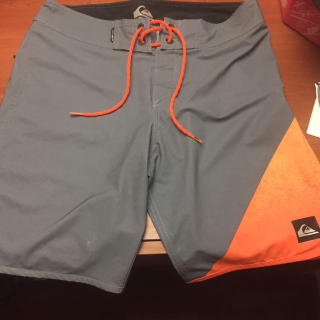 d075cb3604 Quicksilver Swimming shorts, Men's Fashion, Clothes on Carousell