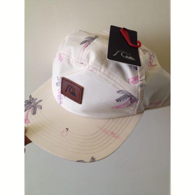 Quiksilver Hat 可愛帽子 🎉澳洲帶回✈️ #我的女裝可超取