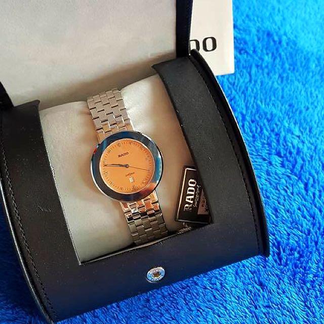 Rado authentic watch unisex