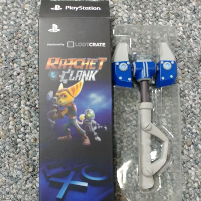 Ratchet Clank Omni Wrench Pen Toys Games Video Gaming