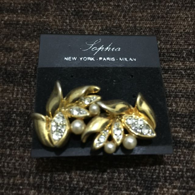 REPRICED! Sophia Earrings Collection FOR SALE!