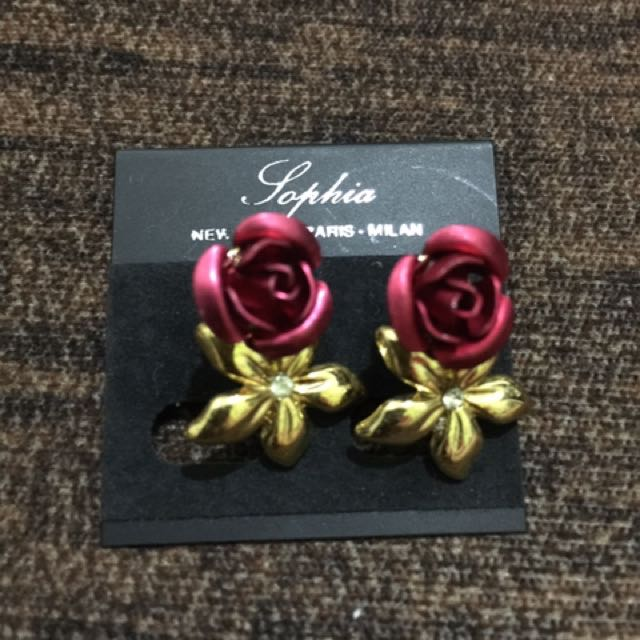 REPRICED! Sophia Earrings Collection HOLIDAY SALE!