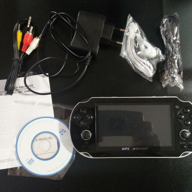 Retro Chinese version PSP (Black)