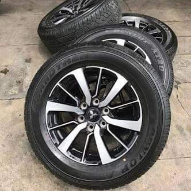 """Sale!! Repriced! Montero GT stock mags and tires 18"""""""