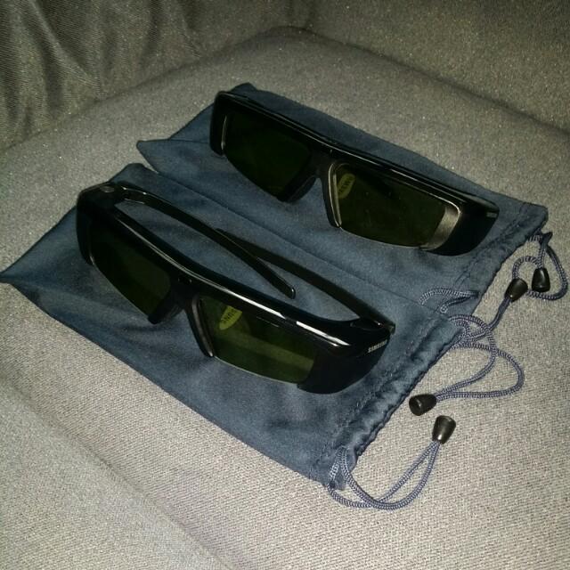 Samsung 3D Glasses (SSG-2100AB)