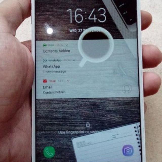 Samsung J7 Prime 2017 Elektronik Telepon Seluler Di Carousell
