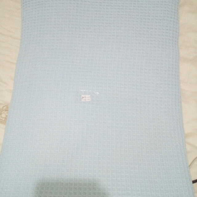 Selimut Baby blue Made Japan