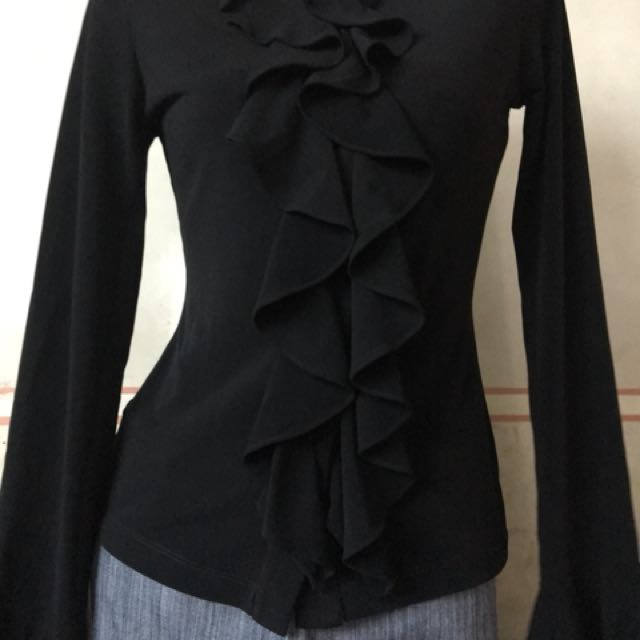Semi-formal long sleeve