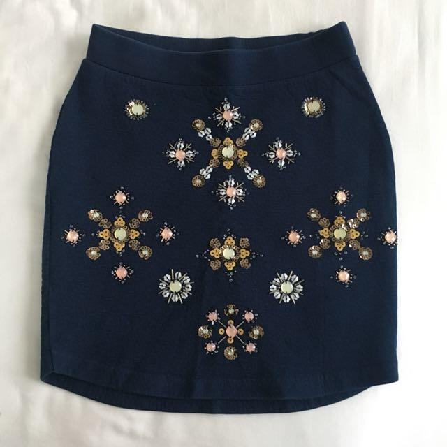 Several Skirts and Shorts