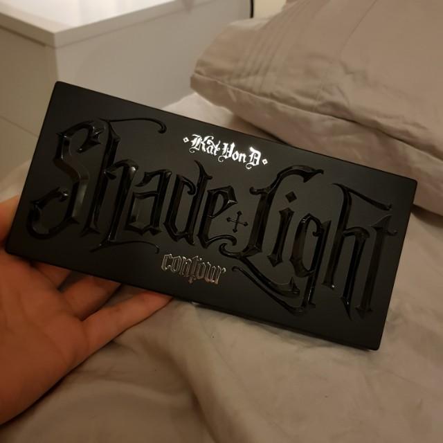 Shade & Light Cream Contour Palette
