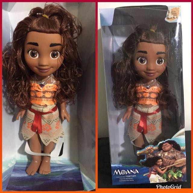 Singing Moana Big Doll