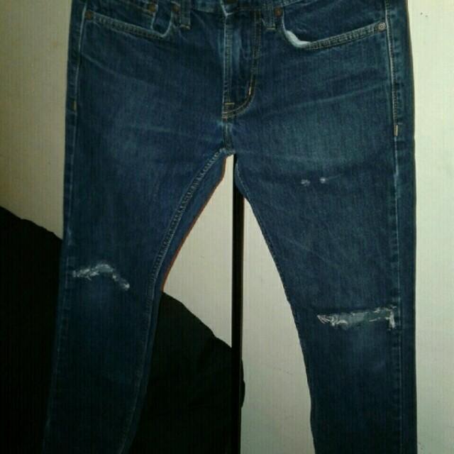 Slim Fit Jeans 28x30