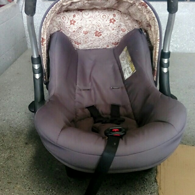RUSH!!!!!!SM GoodBaby Car Seat/Rocking Seat