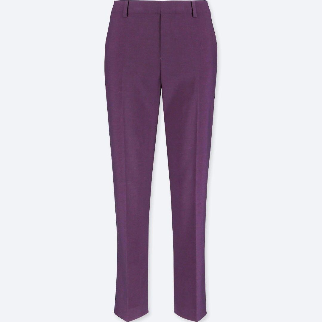 Smart Style Ankle Pants (M)
