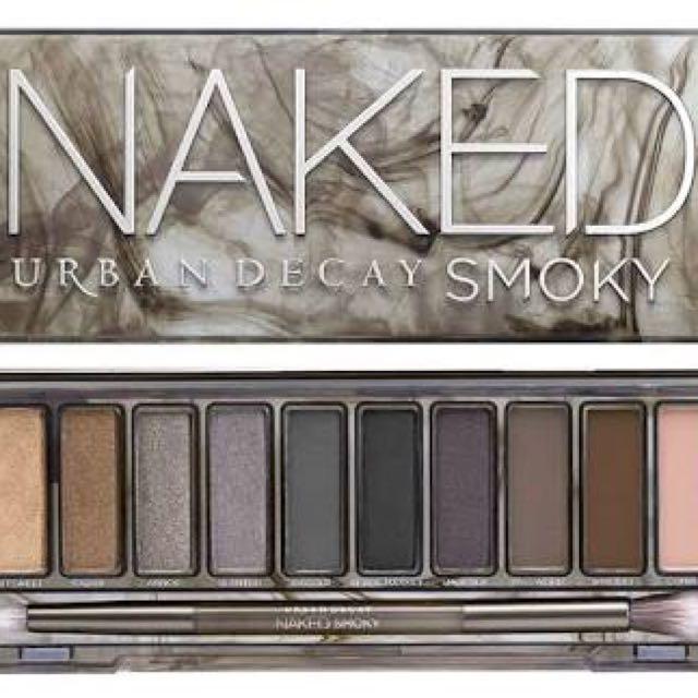 Smoky Naked