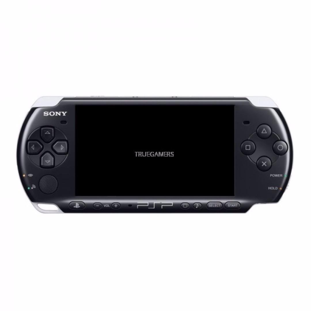 SONY PSP 2000 BLACK FULL OFFER BUNDLE