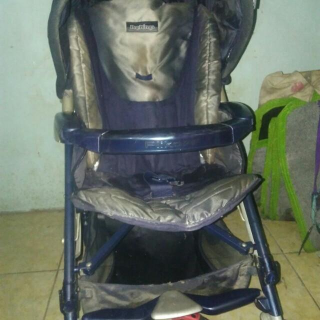 Stroller pliko p3