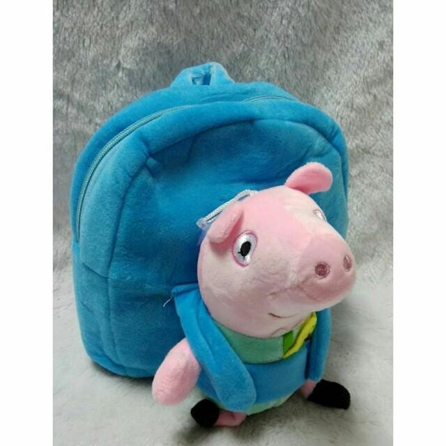 Tas Boneka Piggy