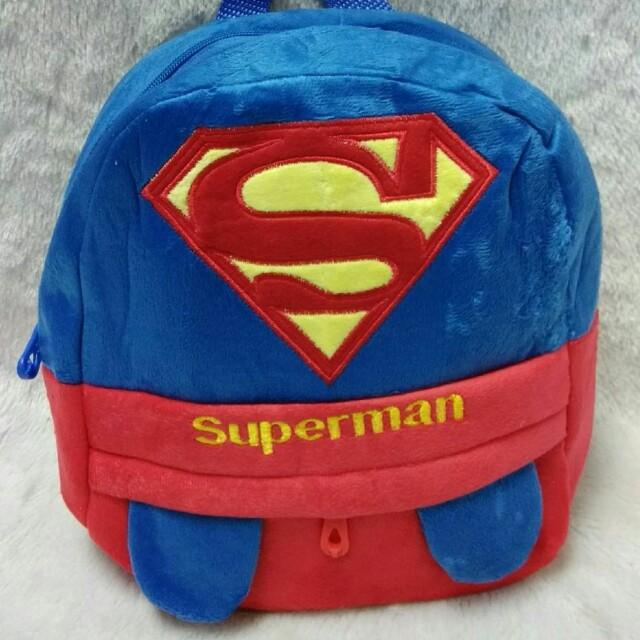 Tas Ransel Superman