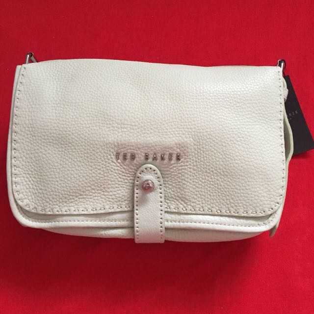 Ted baker leather sling bag original